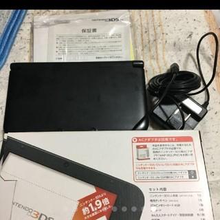 ニンテンドウ(任天堂)の3DS LL  GODHERO様専用(携帯用ゲーム本体)
