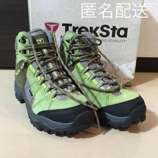 トレクスタ(Treksta)のTrekSta トレッキングシューズ24.5(登山用品)