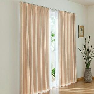 遮光カーテンとミラーレースカーテンの4枚組(カーテン)
