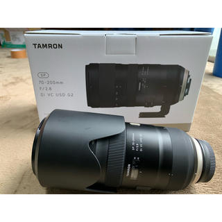 TAMRON - TAMRON SP 70-200mm F/2.8 Di VC USD G2ニコン