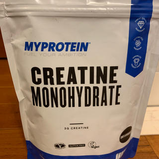 マイプロテイン(MYPROTEIN)のクレアチン 500g(アミノ酸)