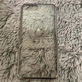 アディダス(adidas)のiPhone7plus8plusスマホケースアディダス(iPhoneケース)