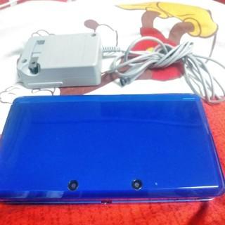 ニンテンドー3DS(ニンテンドー3DS)のニンテンドー3DS 3ds(携帯用ゲーム本体)