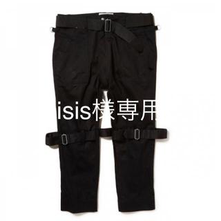エーエフエフエー(AFFA)のPEEL&LIFT  bondage trousers modern 藤原ヒロシ(その他)
