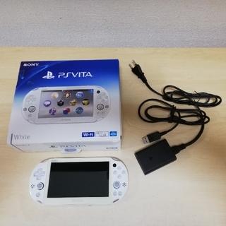 プレイステーションヴィータ(PlayStation Vita)のPSVITA PCH-2000本体(携帯用ゲーム本体)