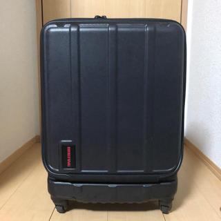 ブリーフィング(BRIEFING)のブリーフィング  キャリケース 34L(トラベルバッグ/スーツケース)