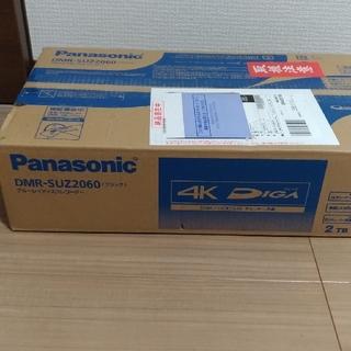 パナソニック(Panasonic)の【新品】Panasonic  4Kチューナー  DMR-SUZ2060(ブルーレイレコーダー)