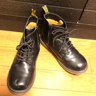 ハンテン(HANG TEN)の★送料込★2回のみ使用 HANG TE N ショートブーツ★(ブーツ)