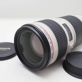 キヤノン(Canon)のキヤノン EF 70-200mm F4 L USM(レンズ(ズーム))