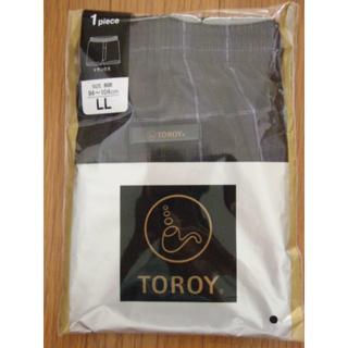 トロイ(TOROY)のLL TOROY トロイ 前開きトランクス チェック柄(トランクス)