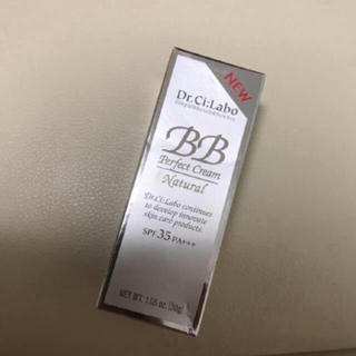 ドクターシーラボ(Dr.Ci Labo)の☆新品☆ ドクターシーラボ BBパーフェクトクリーム ナチュラル 30g(BBクリーム)