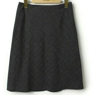 ヨンドシー(4℃)の美品!!4℃ フレアスカート(ひざ丈スカート)