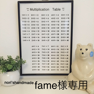 fame様専用(その他)