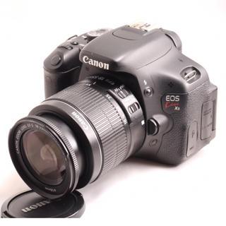 キヤノン(Canon)の❤️簡単操作❤️Canon Eos Kiss X5 レンズキット(デジタル一眼)