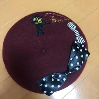 スイマー(SWIMMER)のSWIMMER♡ベレー帽(ハンチング/ベレー帽)