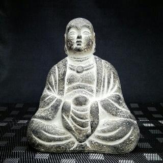 77、仏像 地蔵菩薩 陶器製 置物 (他たくさん出品、見てね!(彫刻/オブジェ)