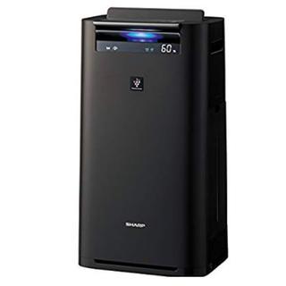 シャープ(SHARP)の加湿 空気清浄機 プラズマクラスター2500クラウド対応グレーKI-HS50-H(空気清浄器)