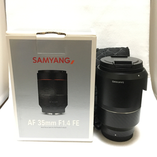 ソニー(SONY)のSAMYANG サムヤン AF 35 F 1.4 FE ソニー E  フィルター(レンズ(単焦点))