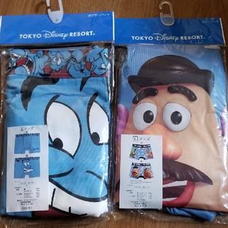 ディズニー(Disney)のディズニー トイストーリーとアラジンのボクサー パンツセットL(ボクサーパンツ)