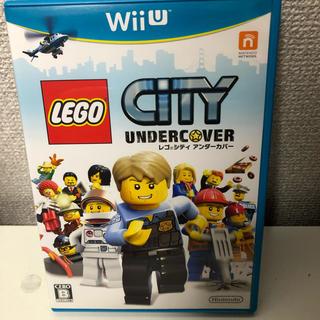ウィーユー(Wii U)のLEGO レゴシティ アンダーカバー(家庭用ゲームソフト)