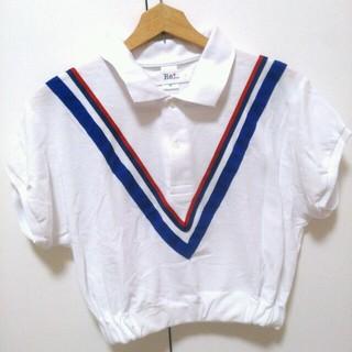 スピンズ(SPINNS)のポロシャツ(ポロシャツ)