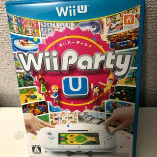 ウィーユー(Wii U)のwiiパーティu(家庭用ゲームソフト)