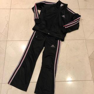 adidas - adidas正規品キッズジャージ美品120