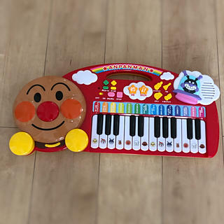 アンパンマン(アンパンマン)のアンパンマンキーボード(楽器のおもちゃ)