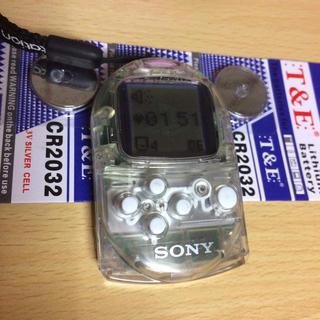 プレイステーション(PlayStation)のポケットステーション SCPH-4000(携帯用ゲーム本体)