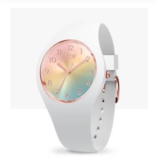 アイスウォッチ(ice watch)のアイスウォッチ ICE sunset レインボー スモール(腕時計)
