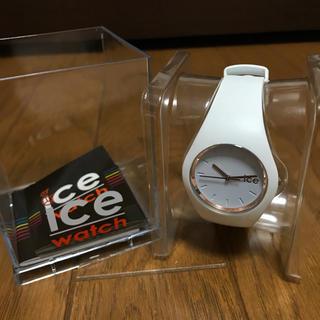 アイスウォッチ(ice watch)のアイスウォッチ ピンクゴールド(腕時計)