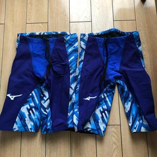 ミズノ(MIZUNO)のmizuno GX SONIC 3 MR 2枚セット(浴衣)
