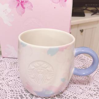 スターバックスコーヒー(Starbucks Coffee)のスタバ🌸2019桜シリーズマグカップ(マグカップ)
