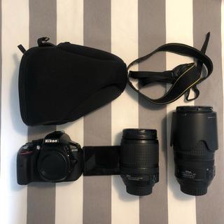 ニコン(Nikon)のNikon D5300 一眼レフカメラ(デジタル一眼)
