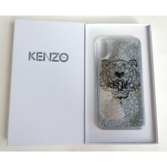 iphonex ケース ゲス | KENZO - [新品☆正規品]新作!! KENZO iPhone X/XSグリッターケースの通販 by シェアリー♡'s shop|ケンゾーならラクマ