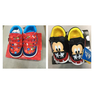 ディズニー(Disney)のディズニー スニーカー 12cm (スニーカー)