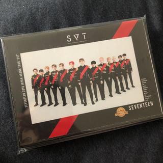 セブンティーン(SEVENTEEN)のLIVE DVD(アイドルグッズ)