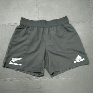 アディダス(adidas)のアディダス オールブラックス ホームショーツ ラグビー(ラグビー)
