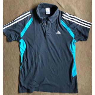 アディダス(adidas)のmen's ポロシャツ(ポロシャツ)