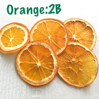 ドライフルーツ オレンジ:2B(ドライフラワー)