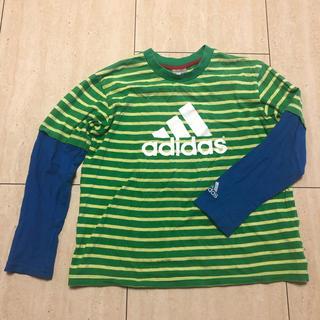 アディダス(adidas)のサイズ140 アディダス(Tシャツ/カットソー)
