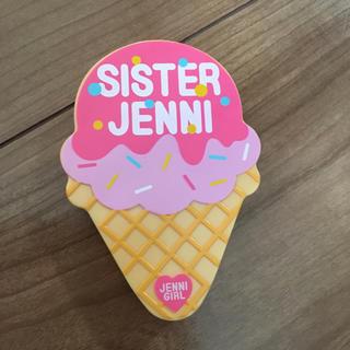 ジェニィ(JENNI)のシスタージェニ SISTER JENNI❤️アイスクリーム型 鏡 クシ セット(その他)