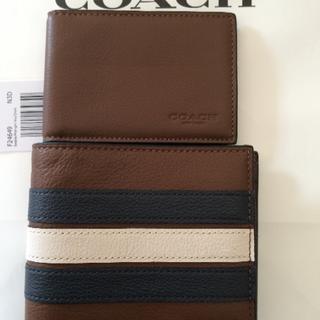 409b600e0047 コーチ(COACH) 白 折り財布(メンズ)の通販 24点 | コーチのメンズを買う ...