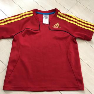 アディダス(adidas)のアディダス Tシャツ サイズ130(Tシャツ/カットソー)