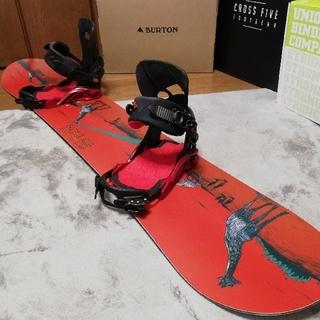 BURTON - 12万! 新品 レディーススノーボードセット 2点セット