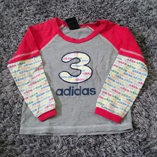 アディダス(adidas)のadidas アディダス Tシャツ ロンT(Tシャツ/カットソー)