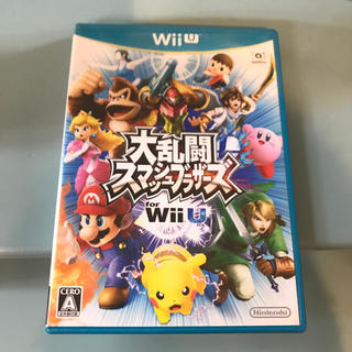 ウィーユー(Wii U)の大乱闘スマッシュブラザーズfor wii U(家庭用ゲームソフト)