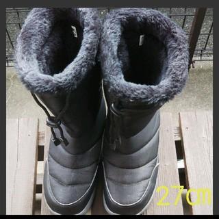 イグニオ スノーブーツ 27㎝(長靴/レインシューズ)