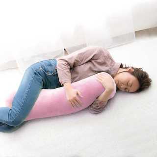 【新生活応援】もちもち 抱き枕 ピンク(枕)