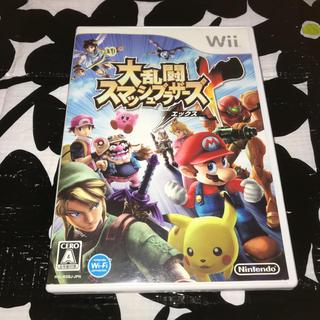 ウィー(Wii)の大乱闘スマッシュブラザーズX(家庭用ゲームソフト)